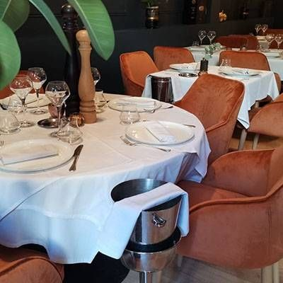 Le Restaurant - Le Bistrot Gourmand - Nice